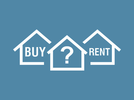 Which is cheaper – renting or buying a home?