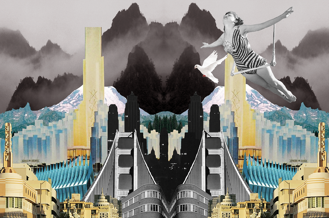 Elle Nelson Design | Trapeze Artist Dreams