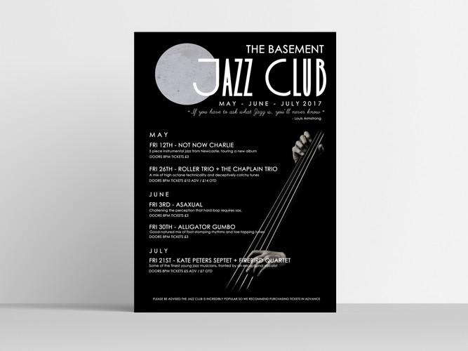 BASEMENT JAZZ CLUB