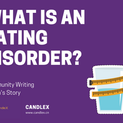 What is an eating disorder?   Alison's Story   Community Writing