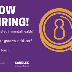 Join CandleX   Remote & Beijing-based volunteer roles available