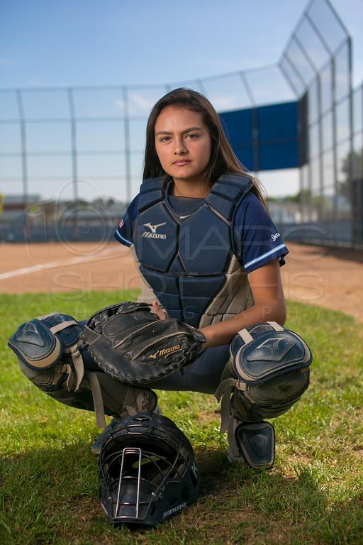 softball gal