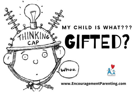 My Child is What? Gifted? And Why Gifted is a Misleading Term
