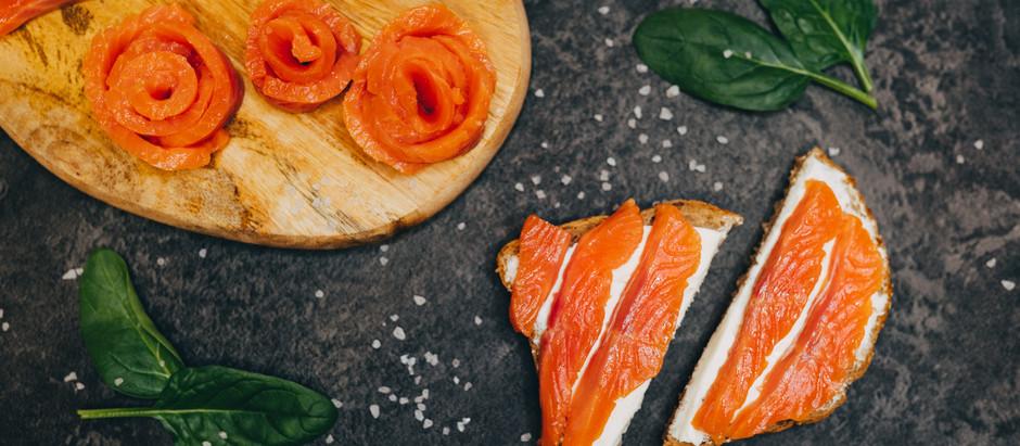 Как солить рыбу (простой рецепт)