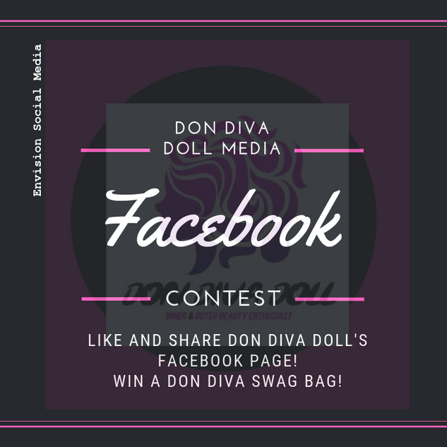 Client's Facebook Contest Flyer (Designed by Envision)