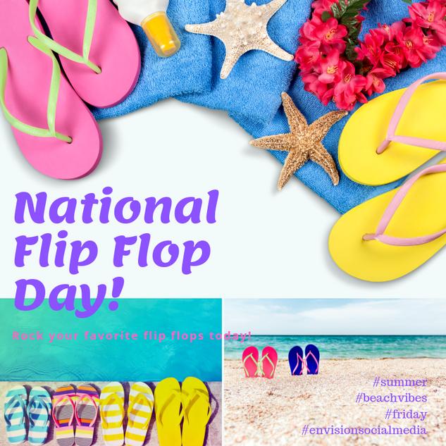 Flip Flop Day