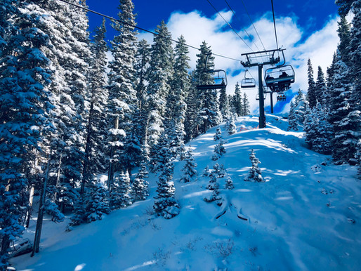 Hitting the slopes and COVID-19