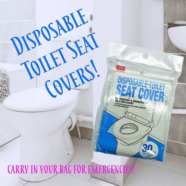 Disposable Toilet Covers