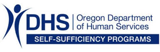 Oregon Department of Human Services logo