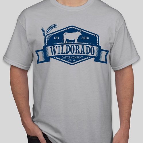 Wildorado Cattle Co. T-shirt Short Sleeve