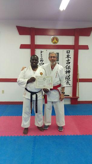 Mark & Sensei 5th Degree Black Belt.jpg