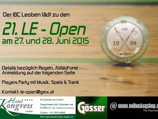21. LE - Open 2015