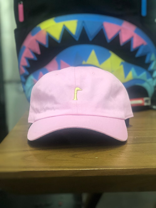 "Limited edition Pink unisex dad hat with ""Its Goose"" logo"