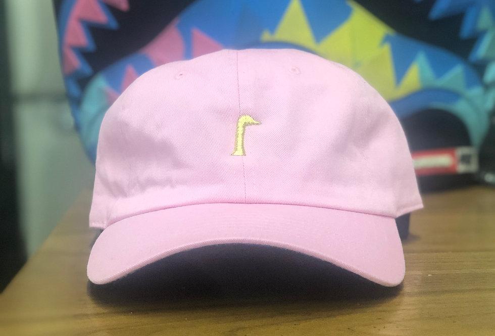 Pink unisexdad hat