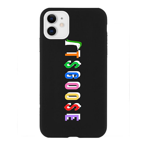 Double Up Its Goose iPhone Case
