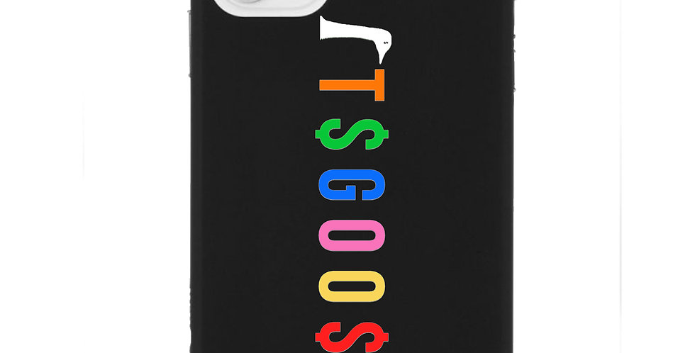Spray Tag Its Goose iPhone Case