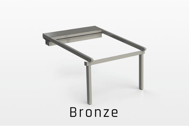 Pergola Bronze