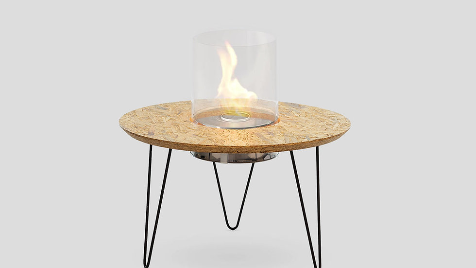 FIRE TABLE ROUND