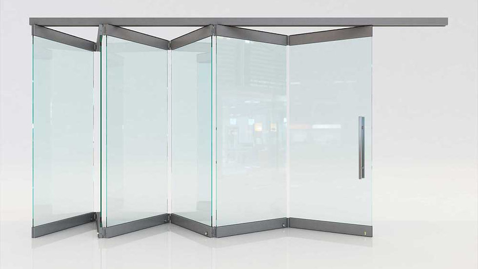 MOVABLE GLASS WALLS - MOMENTUM
