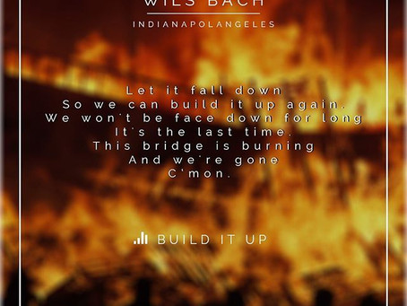 The first song Build It Up