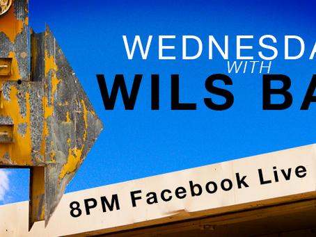 Wednesdays With Wils Bach