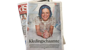 """Antoinette van den Berg predicts: """"Second hand fashion will become the standard"""""""
