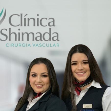 Seja Bem vindo a Clínica Shimada - Angiologista e Cirurgia Vascular em Curitiba