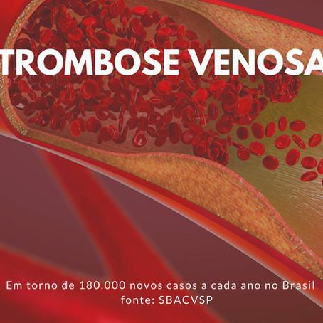 O que é trombose venosa?