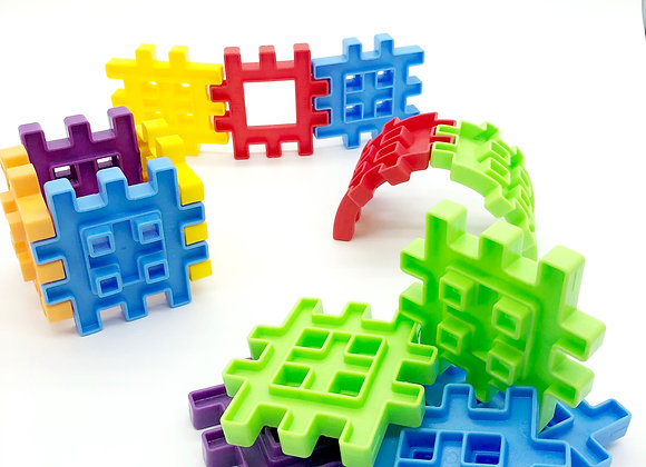 Little Tikes Waffle Blocks -60 piece