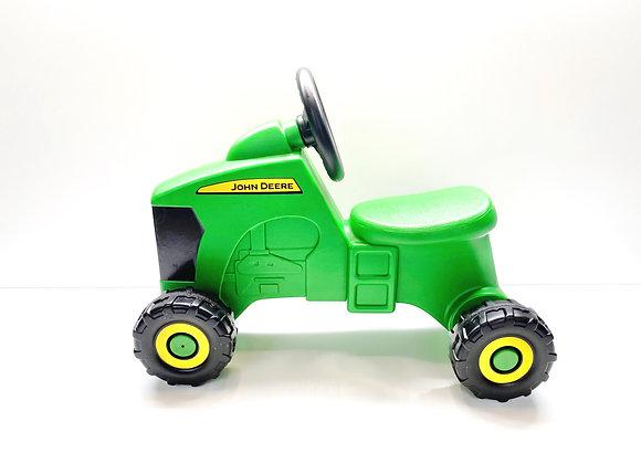 John Deere ride-on tractor