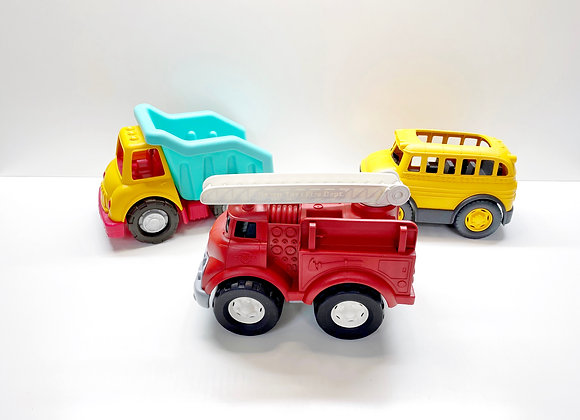 """""""Green Toys""""-3 pack"""