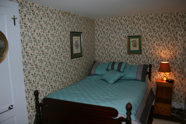 Guest room 2 with double bed