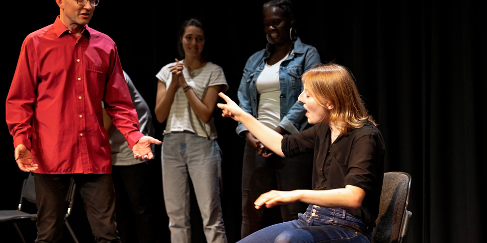 IRL WORKSHOP - Musical Improv Training - Saturday