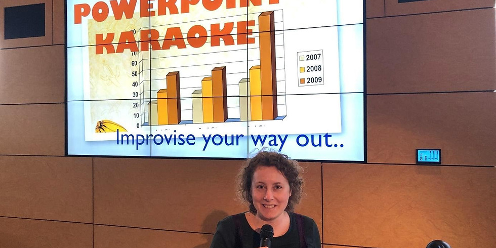 ONLINE WORKSHOP - PowerPoint Karaoke - Metaphors