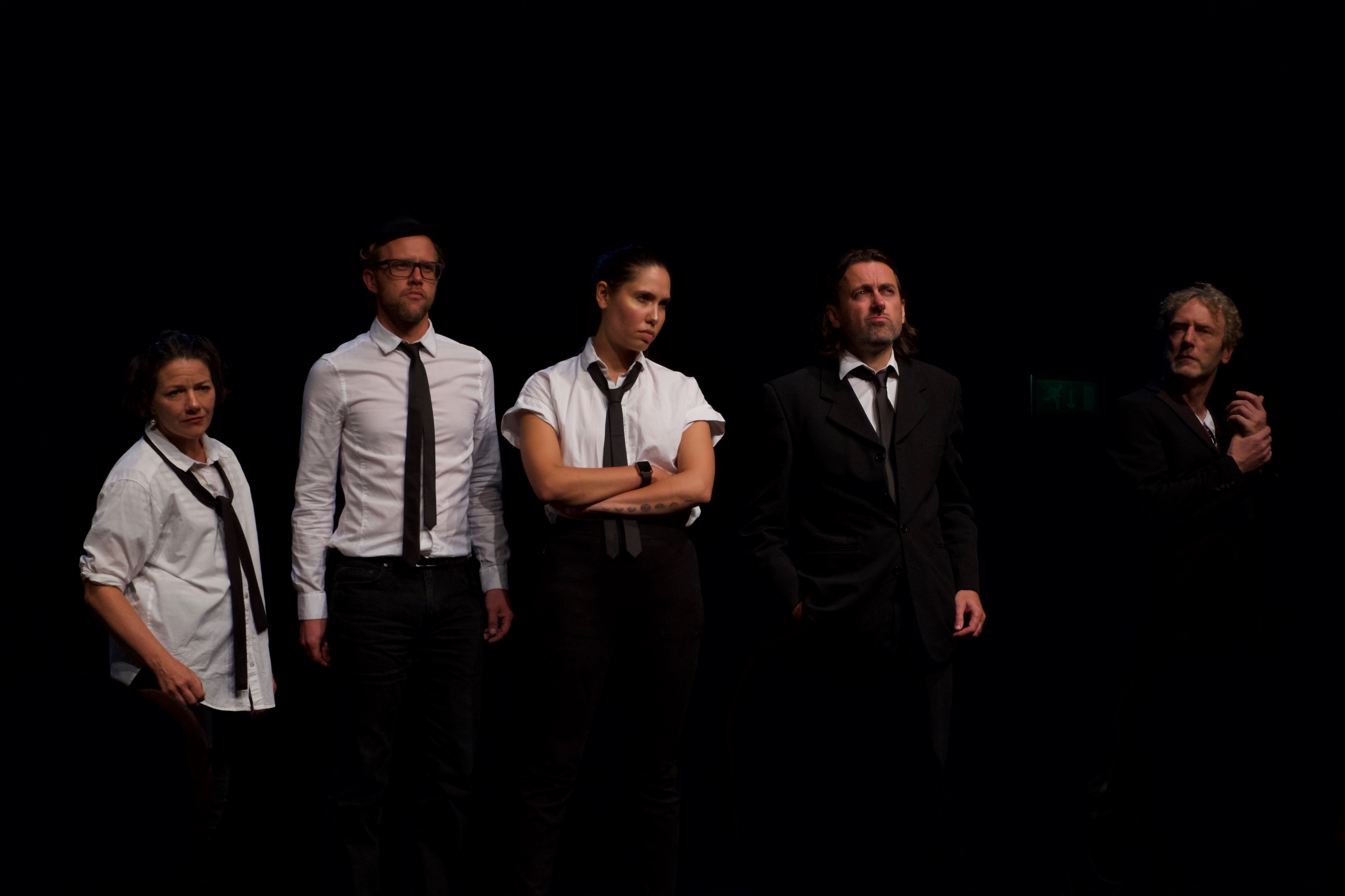 09 nov 21h show - tarantino