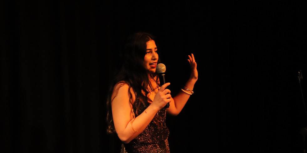SHOW - STAND-UP BEGINNERS - STUDENT GRADUATION
