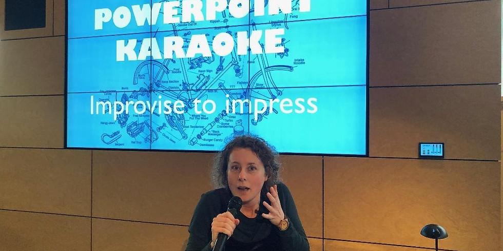 ONLINE WORKSHOP - PowerPoint Karaoke - Audience Interaction