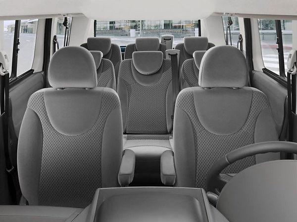 заказ минивэна с водителем | такси микроавтобус