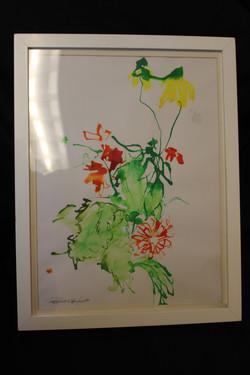 Funky Flowers by Pat Ferullo