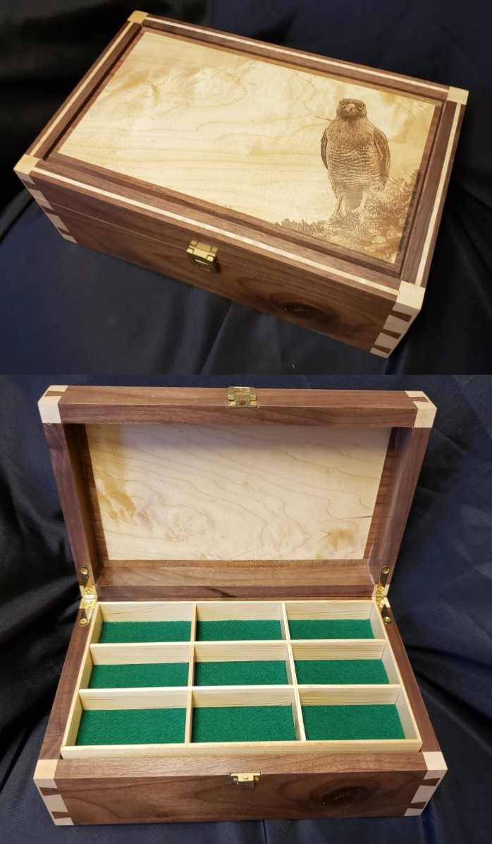 Jewelry Box by Larry Pellegrini