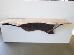 Wooden Shelf by Ken Shelton