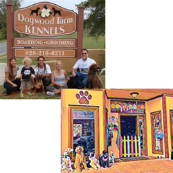 Dog Boarding and Pampering, Columbus