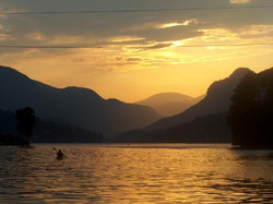Sunset Tour of Lake Lure for Six