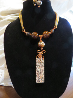 Jewelry Set by Jerry McAninch
