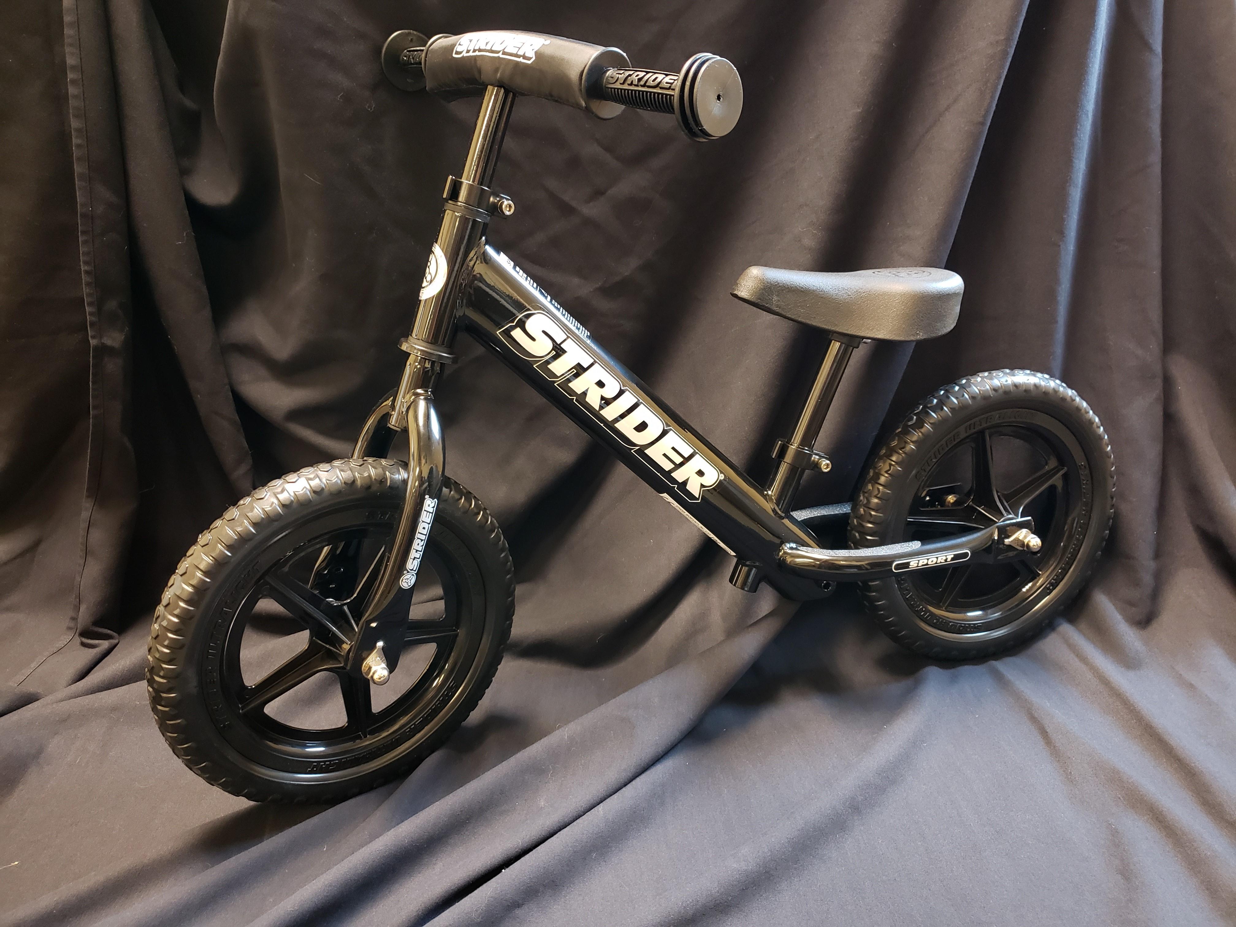 Strider Bike & CC Shirt