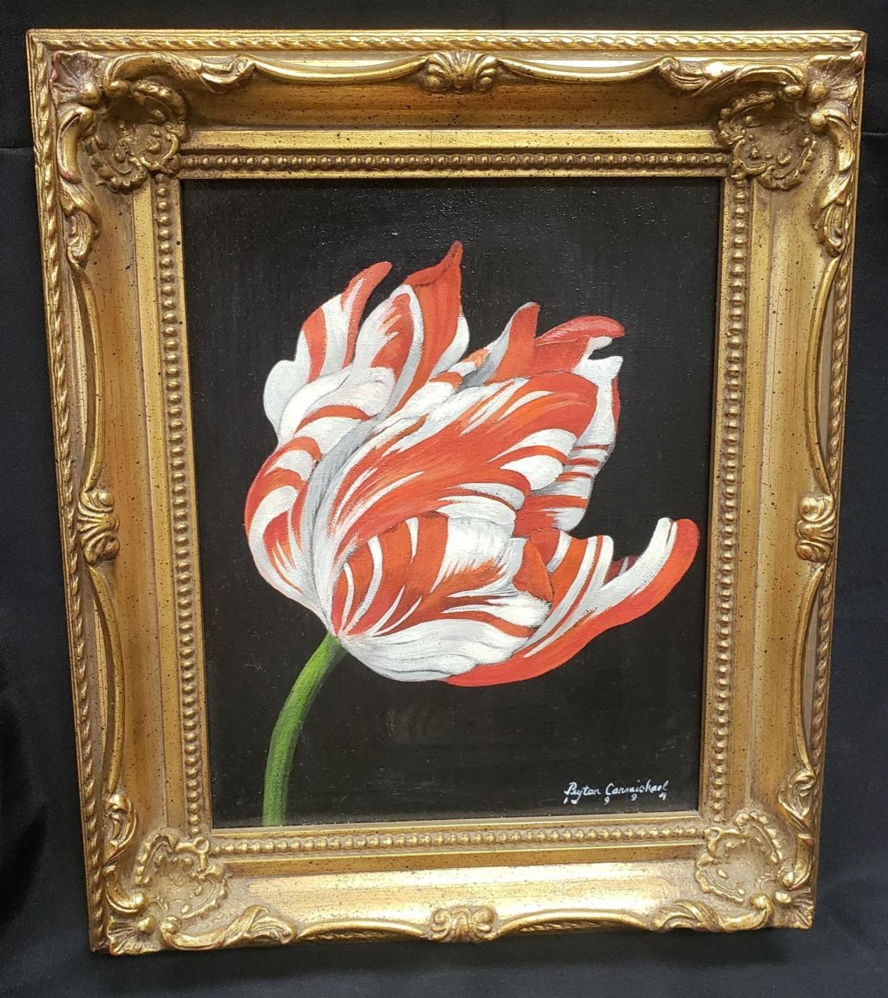 Parrot Tulip by Peyton Carmichael