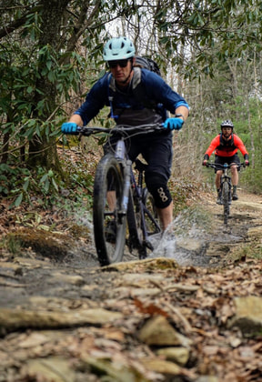 Guided Mountain Biking Experience