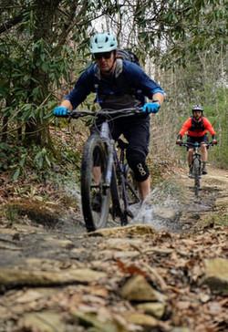 Guided Mountain Biking Experience