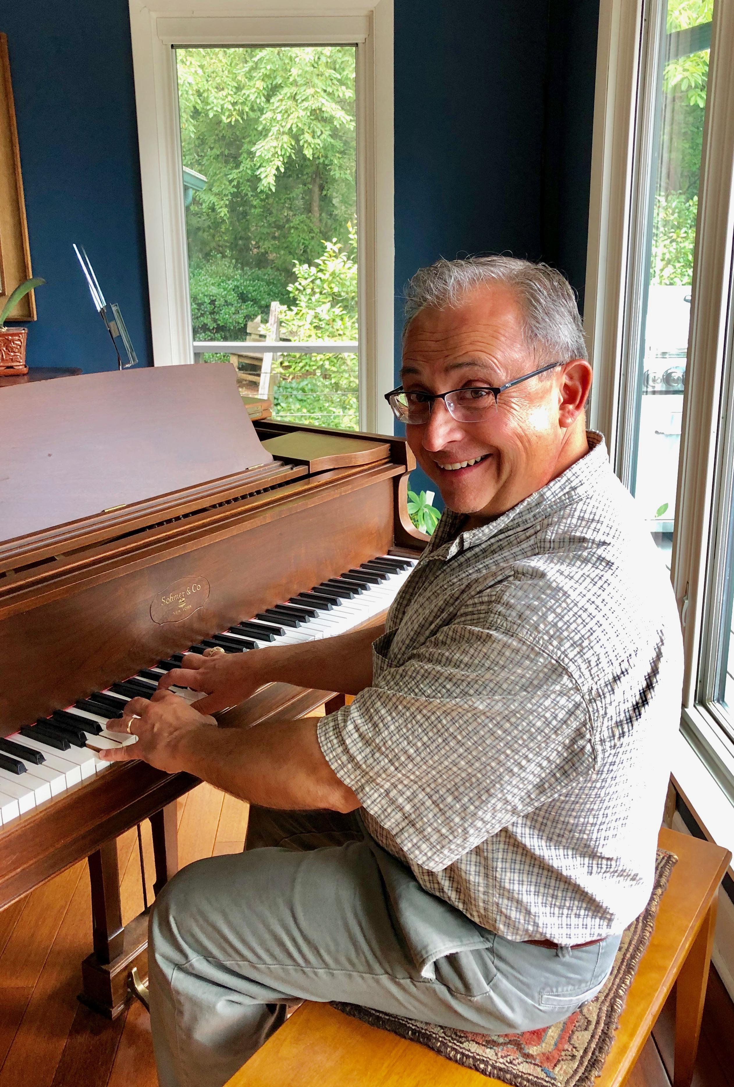 Piano Artistry by Dean Trakas