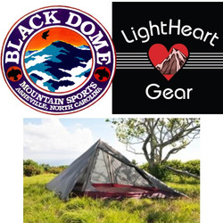 Backpacking Tent Package